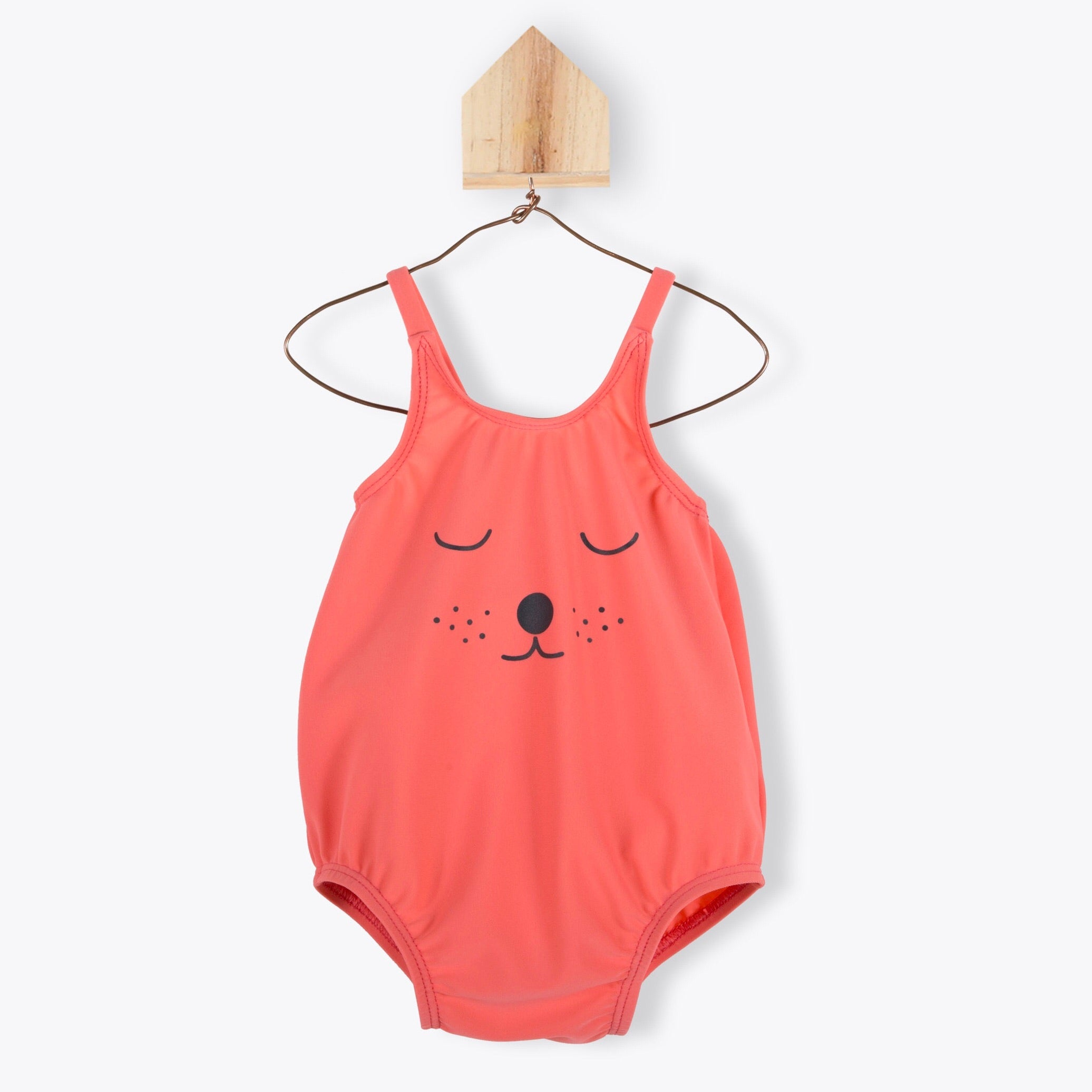 Kitty Cat 1PC Swimsuit