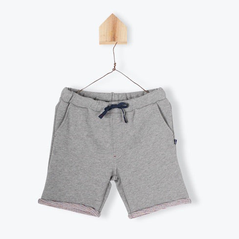 Bermuda Sweat Gris