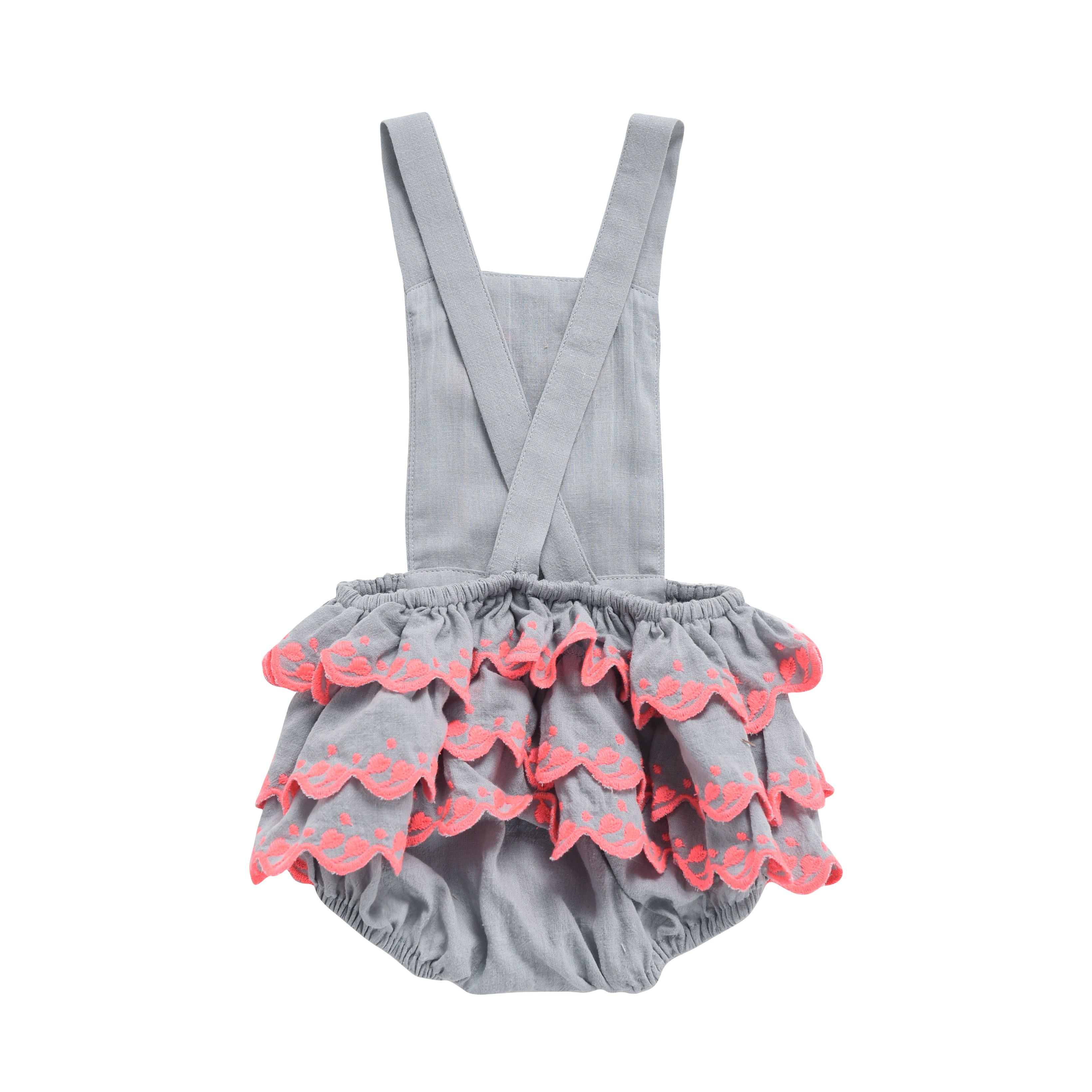 Rompers Pinata Silver Cloud