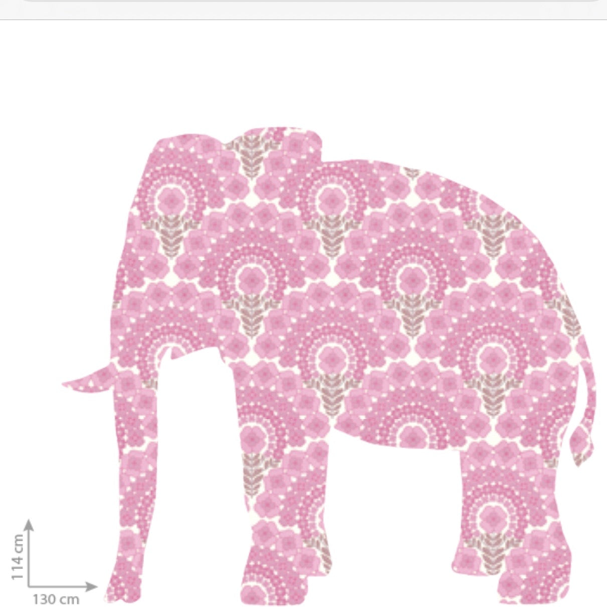 Elephant Wallpaper - 030L
