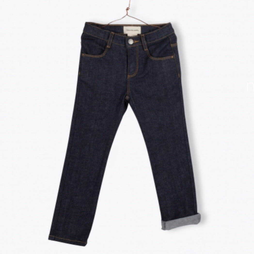 Boys Stretch Denim Pants