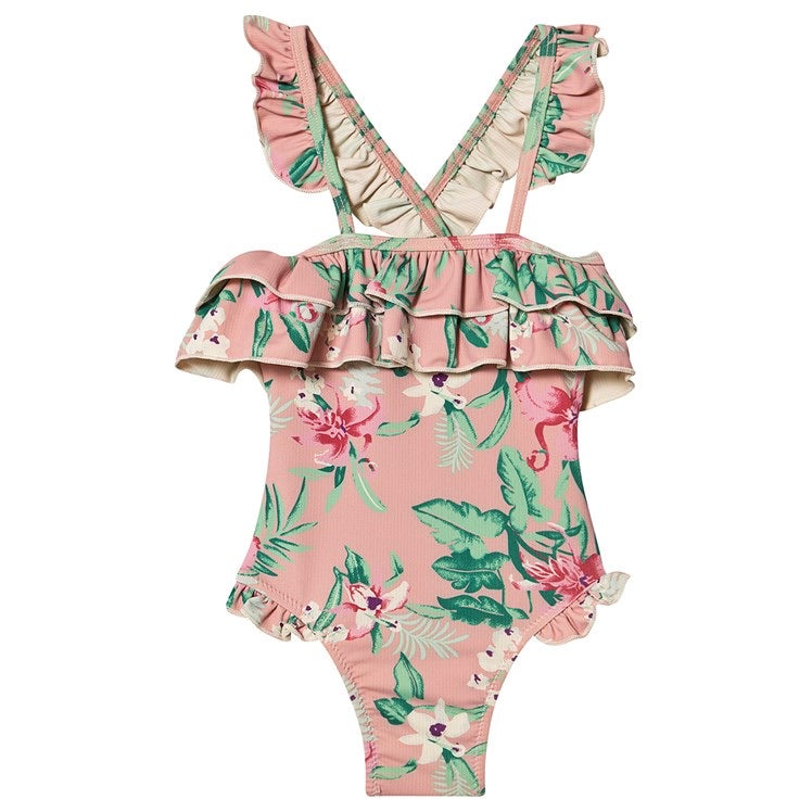 Swimsuit Zacatecas Sienna Flamingo