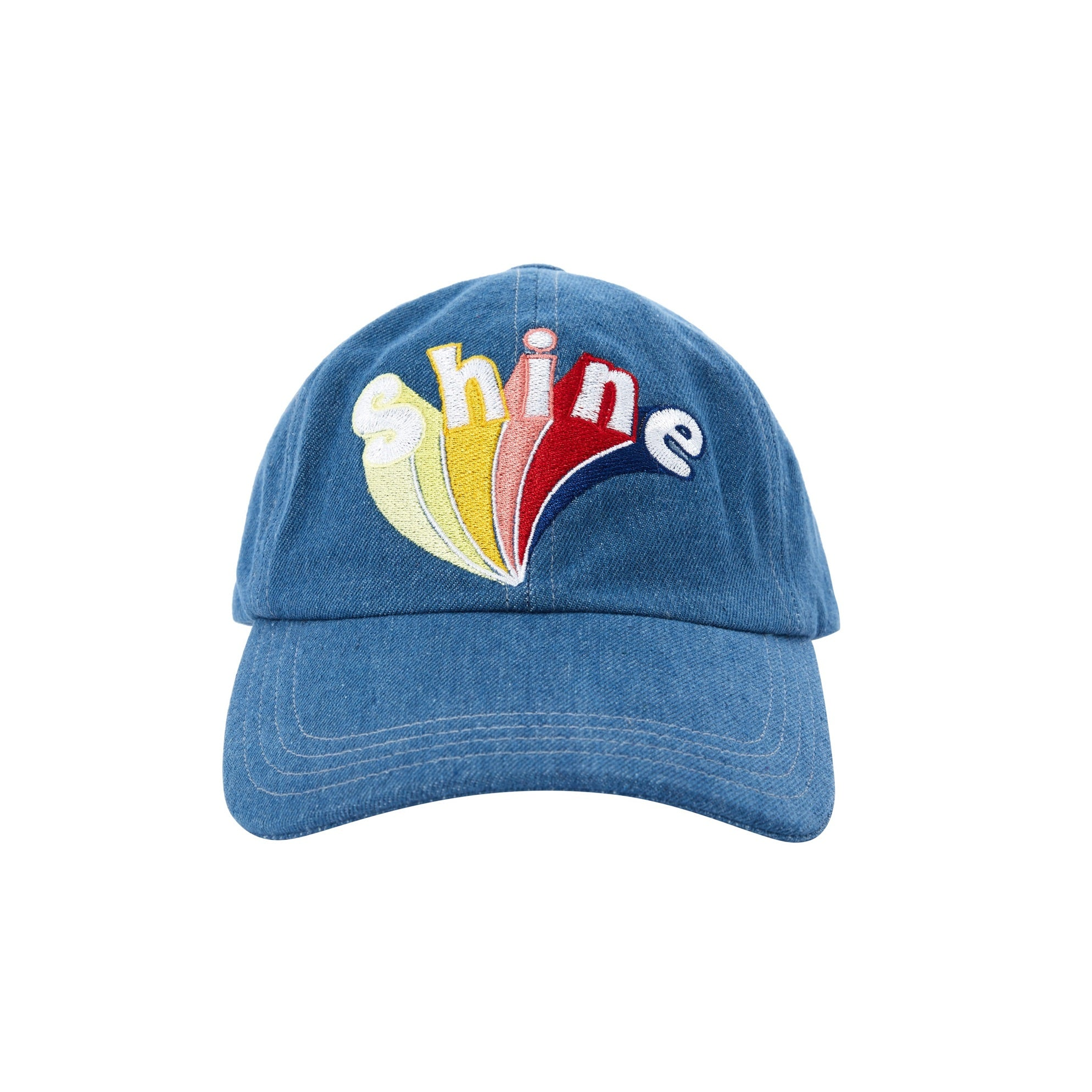 Rainbow Shine Cap