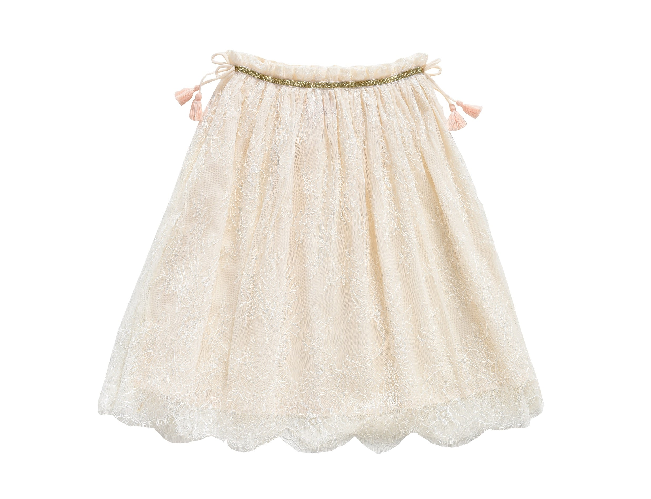 Skirt Maelys Cream