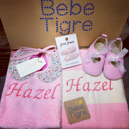 Oohlala Personalised Hamper - Baby Girl 1