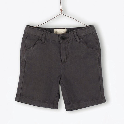 Bermuda Shorts Charcoal