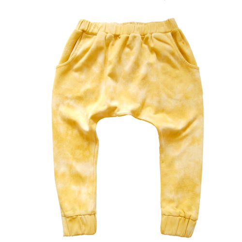 Many Pants Yellow