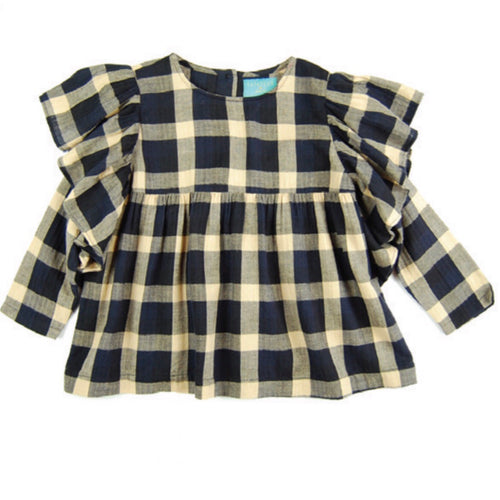 Blouse Lilly Plaid
