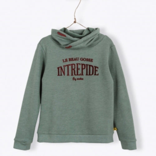 """Intrepide"" (Fearless) Sweat"