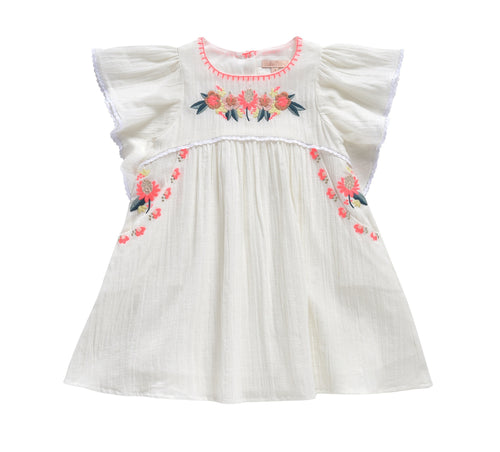 Dress Vanilla White