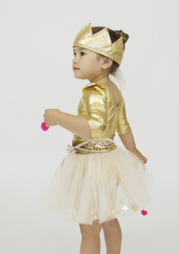 Stella Headband Gold