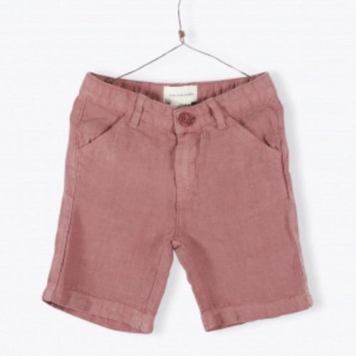 Bermuda Shorts Red