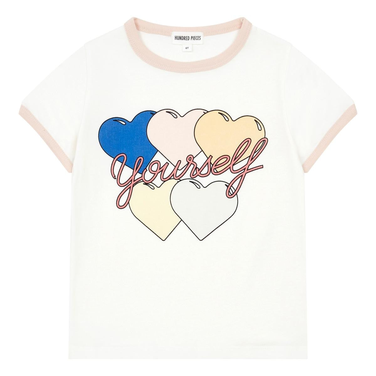 Love Yourself Tee White