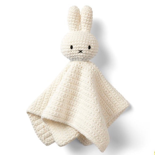 Miffy Handmade Comforter, All White