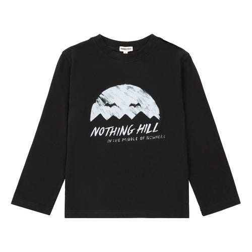 Tee Nothing Hill Charcoal