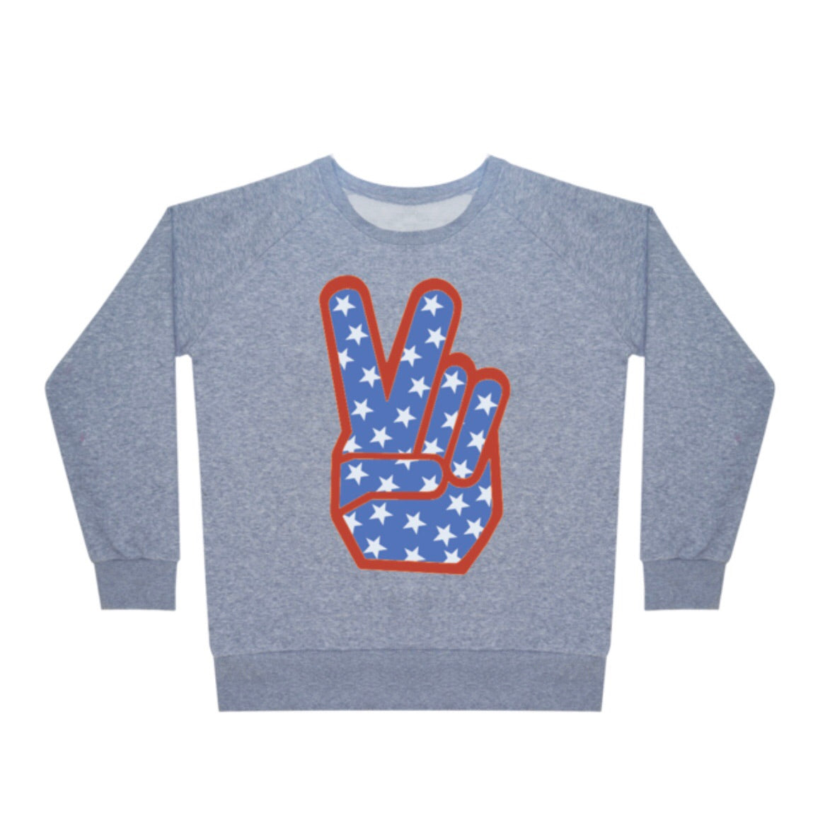 Sweat Peace Grey Marl