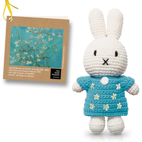 Miffy handmade and her almond blossom dress