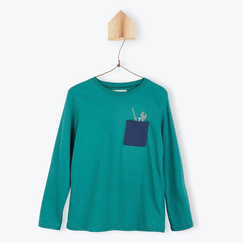 Tee Tools Pocket Green
