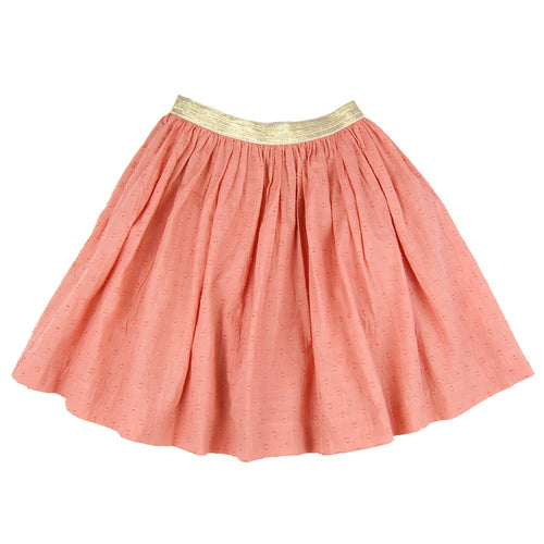 Frances Skirt Terracotta
