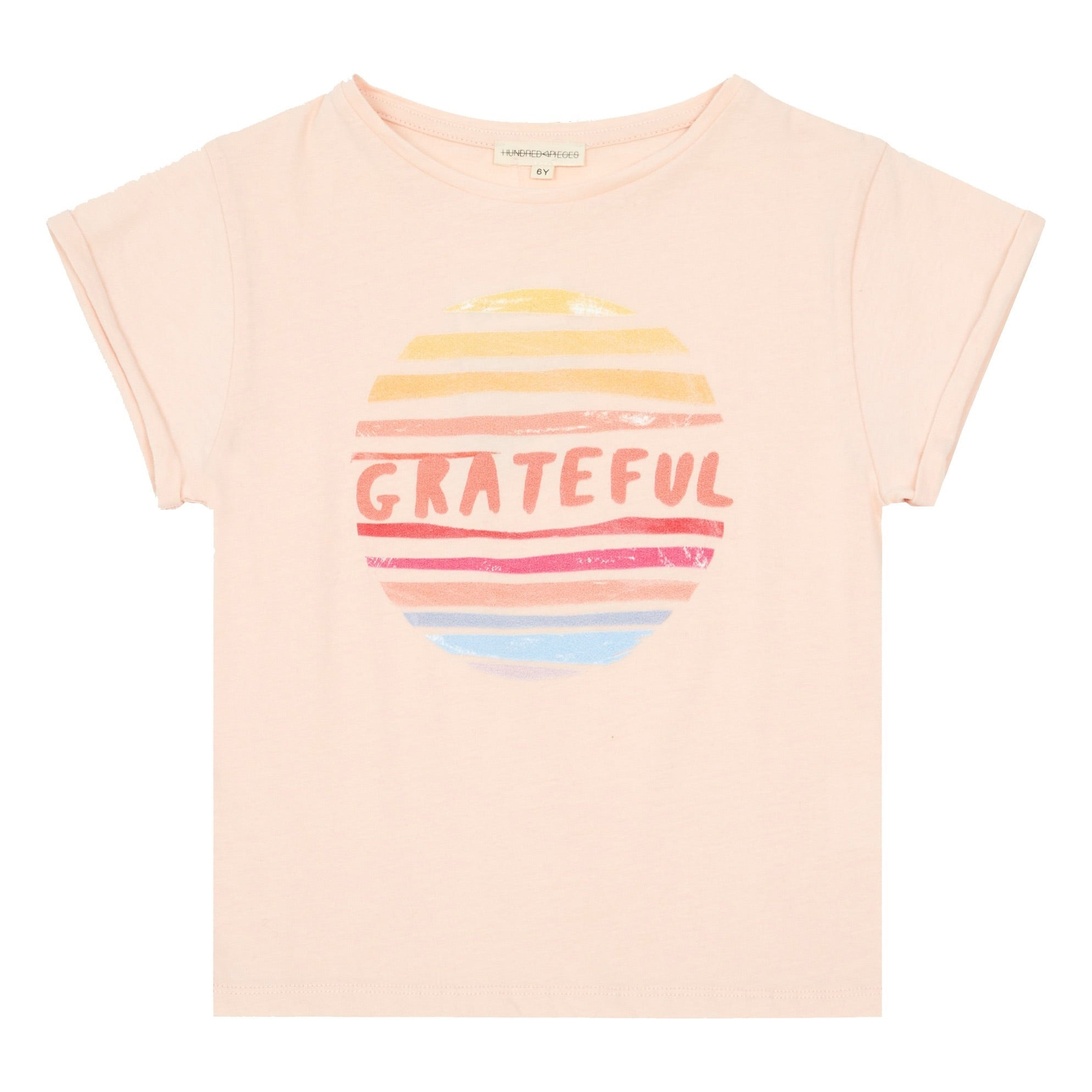 Grateful Tee Powder