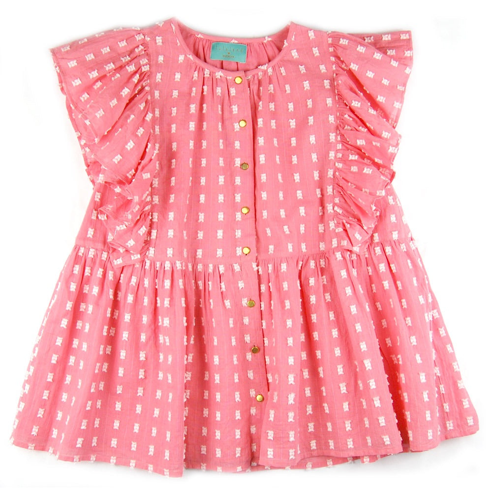 Rosita Dress Strawberry