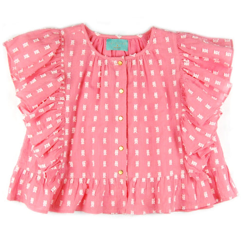 Rosa Blouse Strawberry