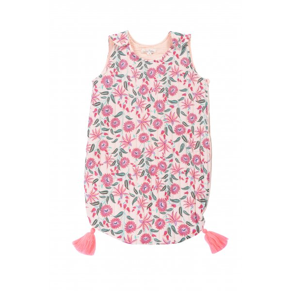Sleeping Bag Farah White Flower