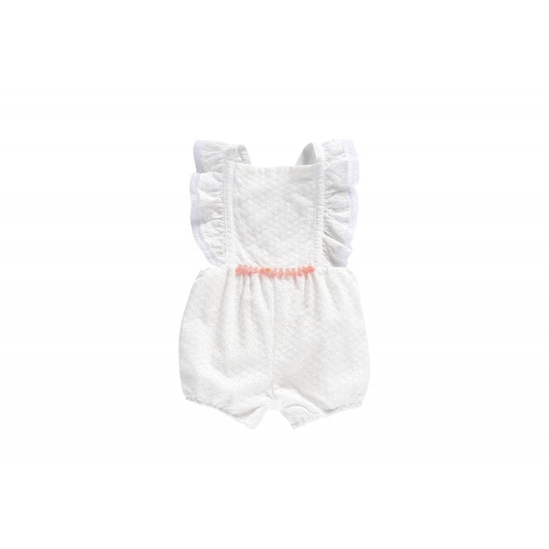 Overalls Honolulu White