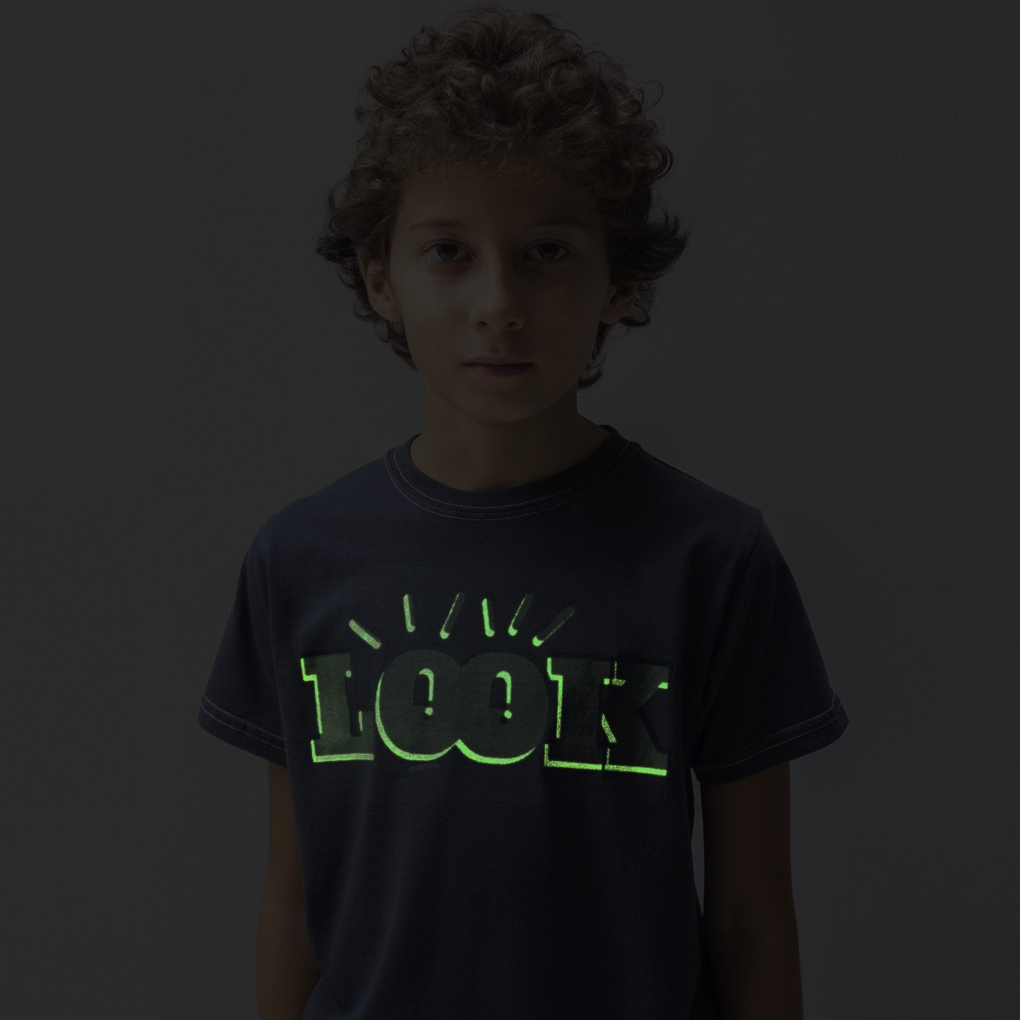 LOOK Glow in the Dark Tee