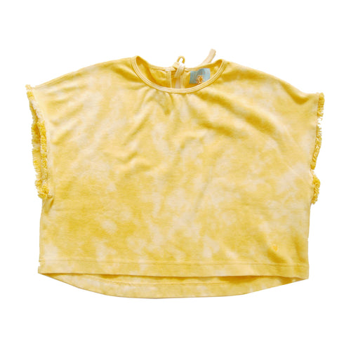 Max Vest Yellow Cloud