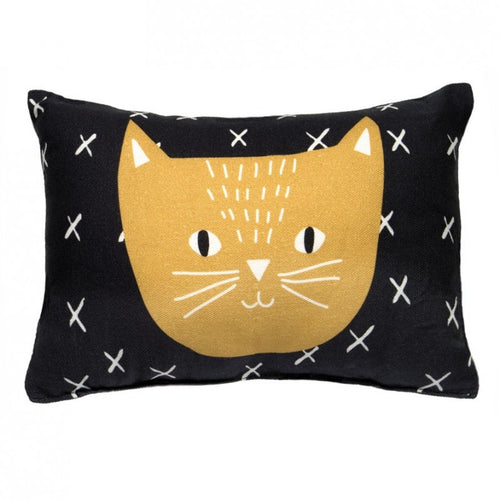 Mini Cushion - Charlie The Cat