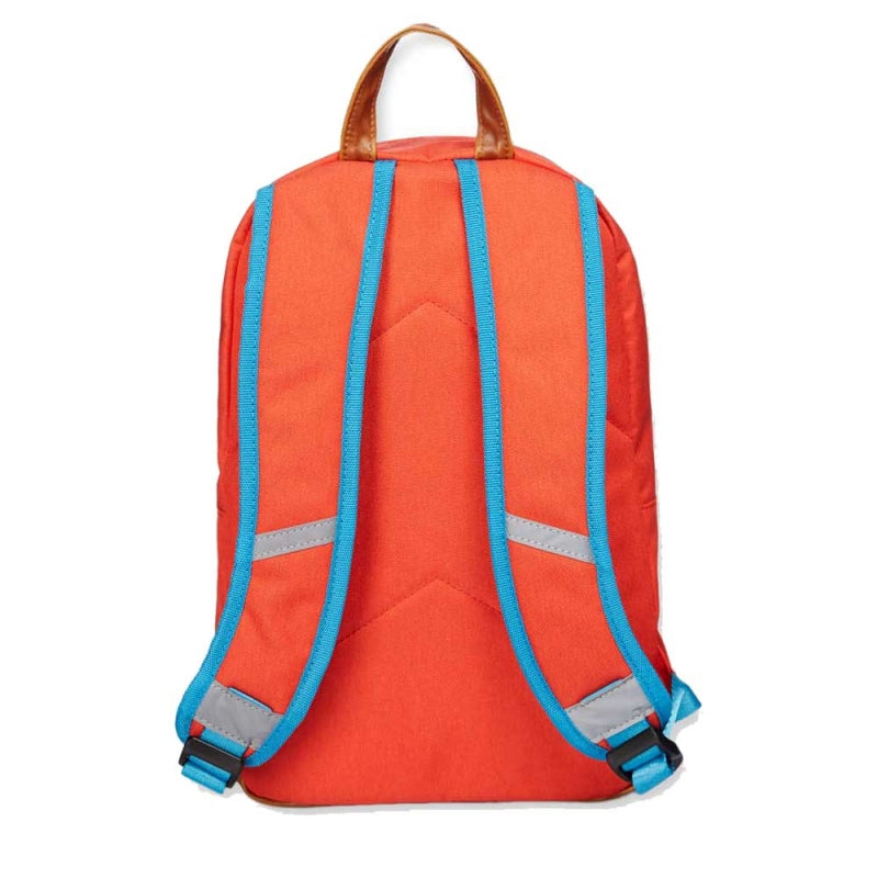 Retro Sports Classic Backpack - Red
