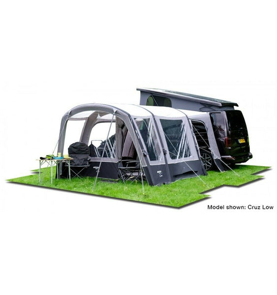 2017 Vango Cruz std (205-245cm) Inflatable Freestanding Motorhome Awning