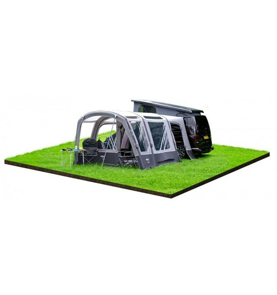 2020 Vango Cruz III Tall (245-295cm) Inflatable Freestanding Motorhome Awning