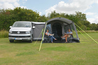 2019 Kampa Touring Air Drive Away XL L/H Tunnel (height 230-295cm)