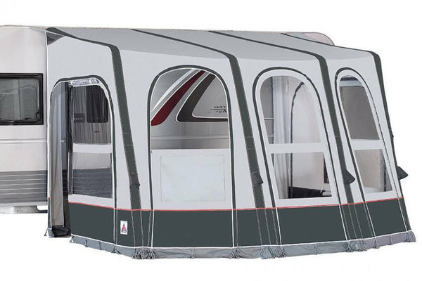 2019 Dorema Contura 440 Air All Season Touring Caravan Inflatable Porch Awning