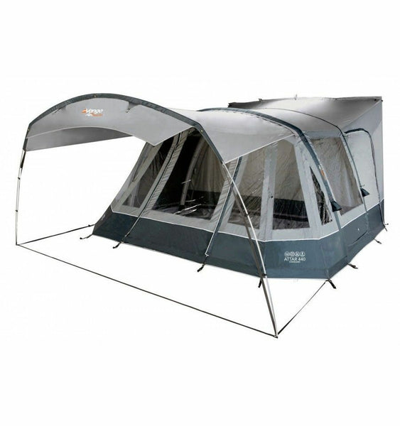Vango Attar 440 Std. Freestanding Awning with Footprint & Carpet CLEARANCE
