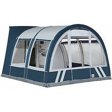 Load image into Gallery viewer, 2019 Starcamp Traveller Air Weathertex Size 2 Freestanding Motorhome Awning Blue