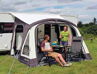 2019 Outdoor Revolution Elan 340 Inflatable Caravan Porch Awning PACKAGE CLEARANCE!!