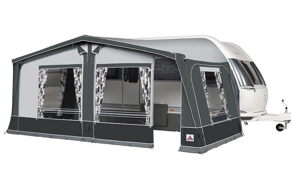 2019 Dorema Daytona Air Inflatable Touring Caravan Awning Size 12 (925-950cm)