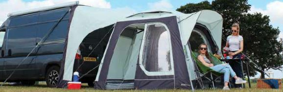 2020 Outdoor Revolution Movelite T1 Tail low/mid (180 - 240cm) Motorhome Awning
