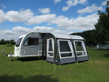 Load image into Gallery viewer, 2020 Kampa Rally Pro 330 Lightweight Caravan Porch Awning