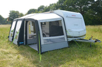 2019 Kampa Rally Air Pro 260 Plus RIGHT Inflatable Caravan Porch Awning