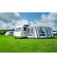 Load image into Gallery viewer, Vango Kalari II 520 Inflatable Caravan Awning 2018 with Carpet and Skyliner
