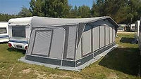 2020 Inaca Stela 300 Caravan Awning Size 1200cm, Steel Frame