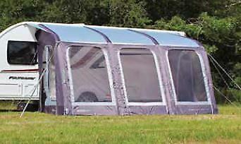 2020 Outdoor Revolution E-Sport Air 400  Inflatable Caravan Porch Awning