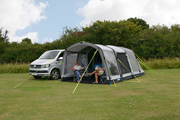 2019 Kampa Touring Air Drive Away L L/H Tunnel (height 205-235cm)