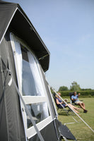 2020 Kampa Ace Air 400 All Season Inflatable Caravan Porch Awning