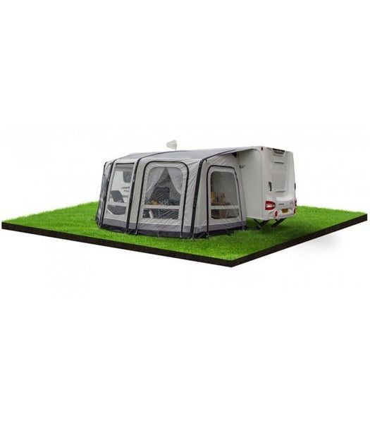 Vango Kalari II 520 Inflatable Caravan Awning 2018 with Carpet and Skyliner