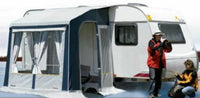 2019 Inaca Puigmal 250 Winter Porch Awning